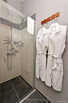 Salle de bain Suite Charme- La Filature - St Quentin