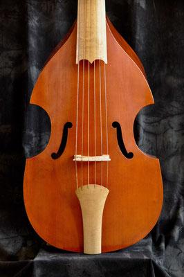Renaissancegambe, Korpus - Violworks