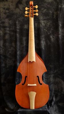 Renaissancegambe nach Francesco Linarol - Violworks