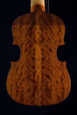 Lironeboden aus Amerikanischer Kirsche - Violworks
