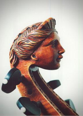 Kopie eines Kopfes von Claude Pierray - Violworks