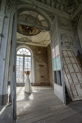 Open our doors (Schloss Glück)
