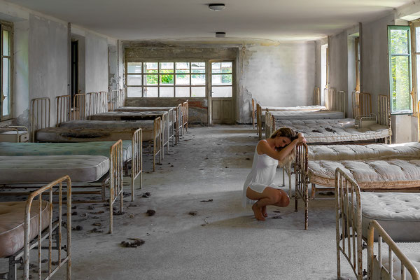 My childhood (Red Cross Hospital)