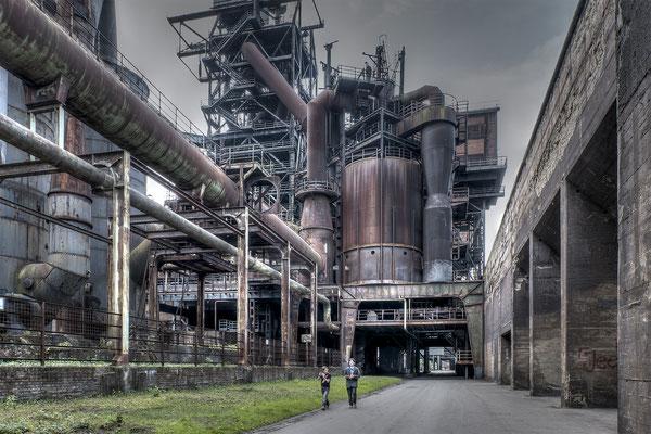 Playground of steel (Landschaftspark)