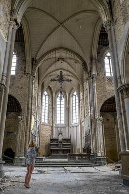 Still stunning (Blue Christ church)