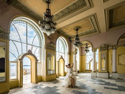 My enchanting palace (Casino Constanta)