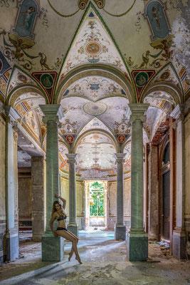 A fairytale life (Villa Minetta)