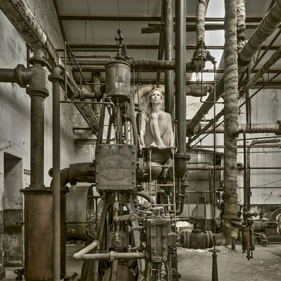 The steam pump