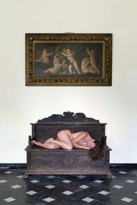 Sleeping Angel (Chateau de la Chapelle)