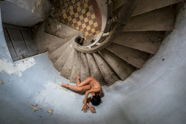 Dream of spirals (Le château du Martin-Pêcheur)