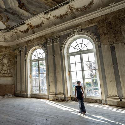 Step by step (Schloss Glück)