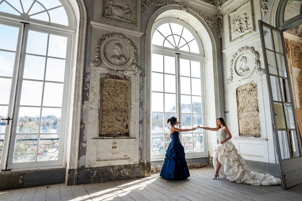 Reach out (Schloss Glück)