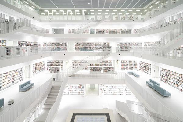 Die Bibliothek 2