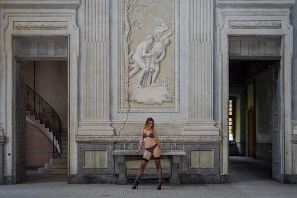 Here I stand (Palazzo L)