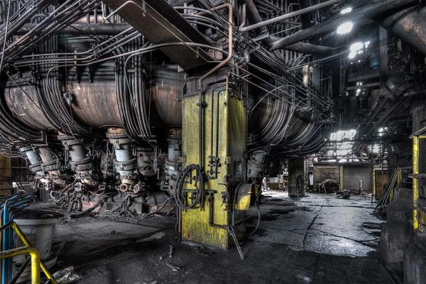Impressive steel