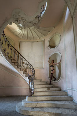 One step at a time (Palazzo L)