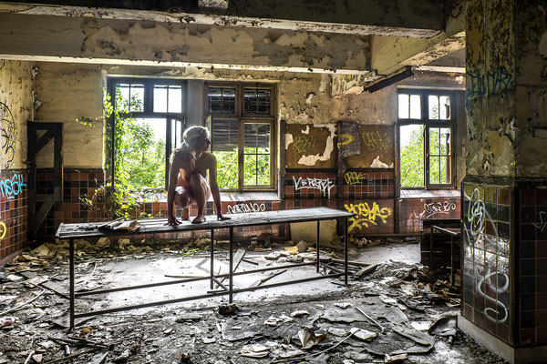 Dirty floor (Hasard Cheratte)