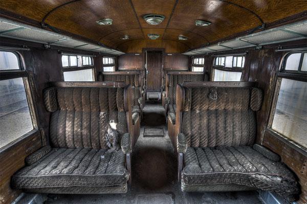 Oriënt Express coupé