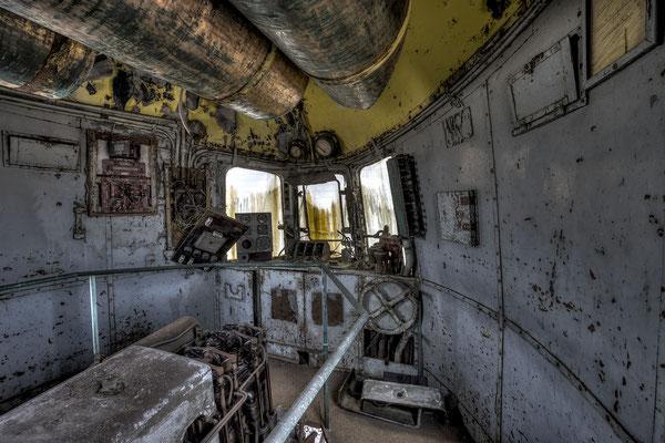 Oriënt Express cabine