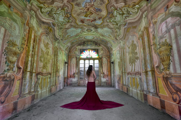 Paint my dream (Villa L)