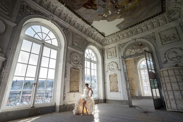 Legs forever (Schloss Glück) te zien bij Kunsthuys