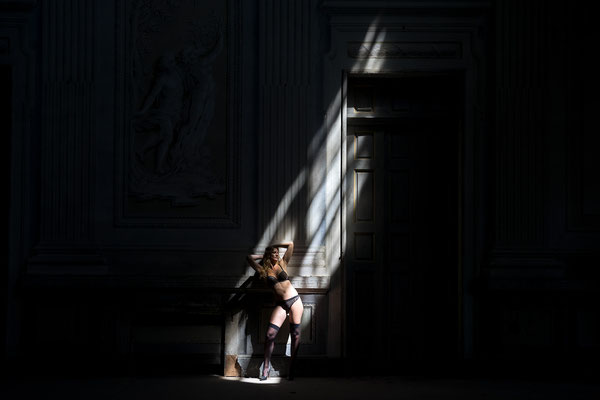 No light without shadow (Palazzo L)