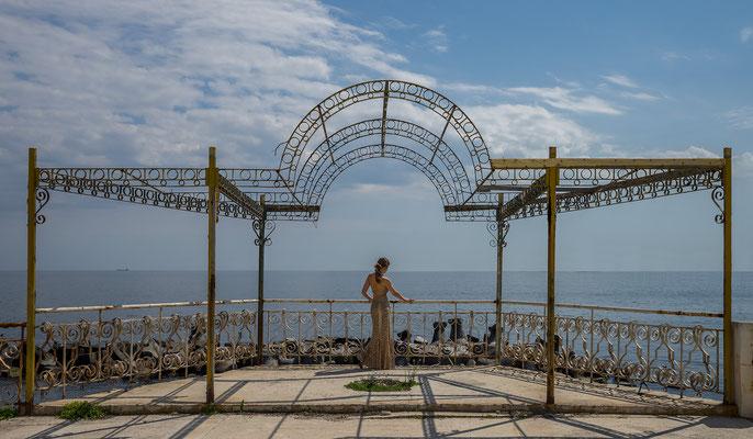 Sea view (Casino Constanta)