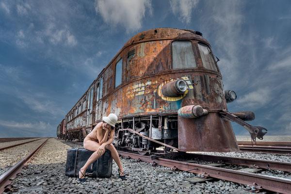 Stranded on the Oriënt Express