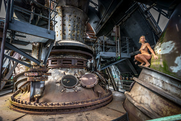 Machine girl (Landschaftspark)