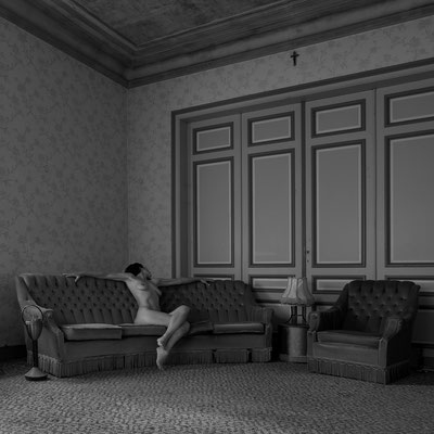 Time to relax (Villa Manoir de Chapelle)