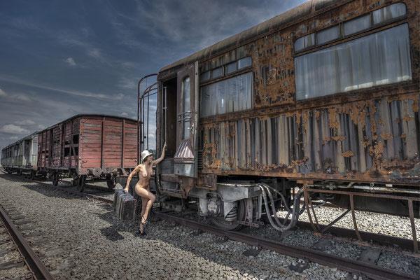Need to catch my train (Oriënt Express)