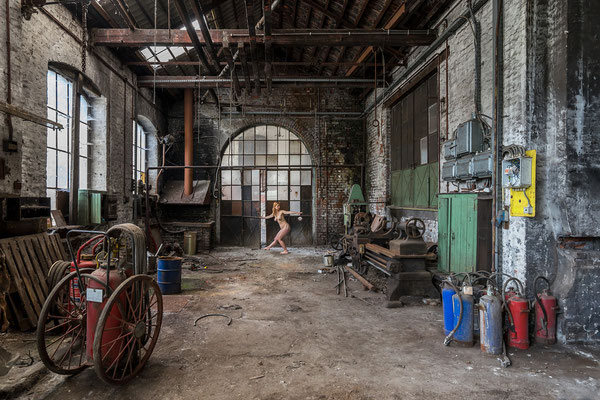 Forgotten workshop