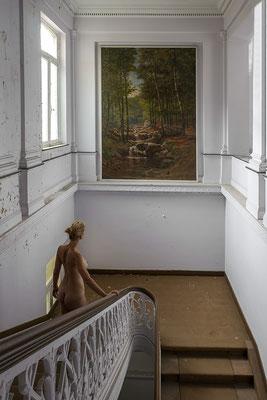 The painting (Alla Italia)