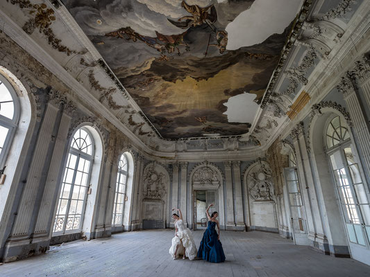 Dance and fly (Schloss Glück)