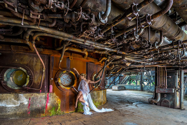 Beauty and the machine (Landschaftspark)
