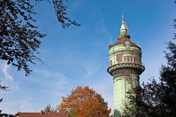 Wasserturm Hamburg Lokstedt