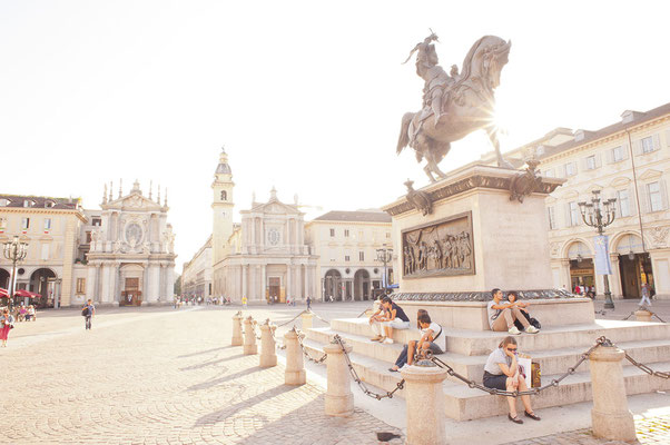 Turin | Piazza S. Carlo