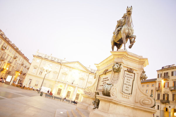 Turin | Piazza Bodoni