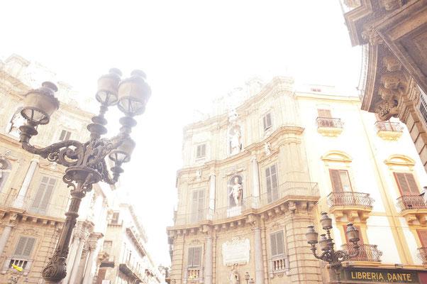 Palermo | Piazza Quattro Canti
