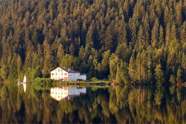 Lac de Gérardmer, Vosges, France