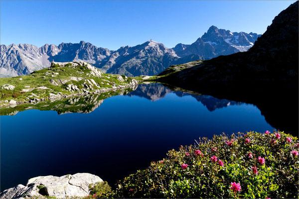 Lac de Pétarel, Valgaudemar, France