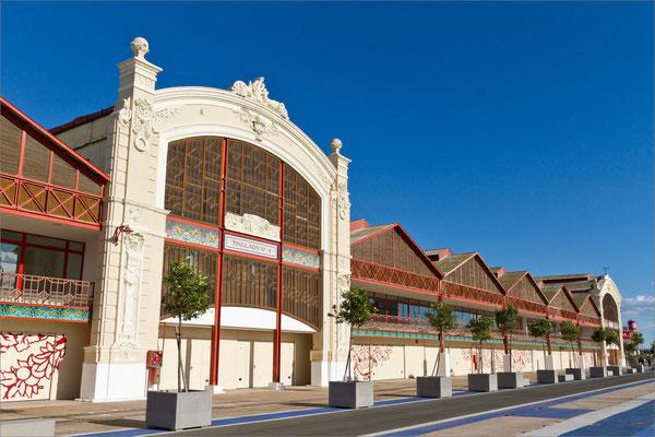 Port America's Cup, Valence, Espagne