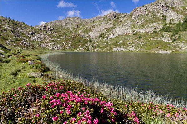 Lac de Cristol, Clarée, France
