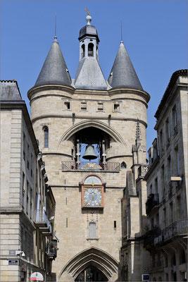 La Grosse Cloche, Bordeaux, France