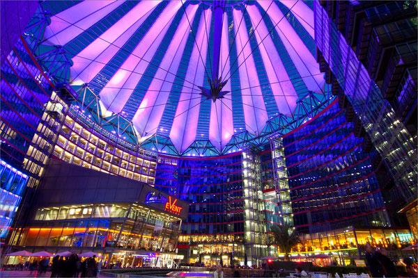 Sony Center, Berlin, Allemagne