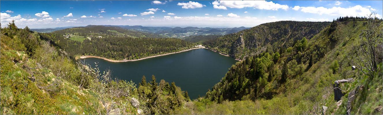 Lac Blanc, Vosges, France
