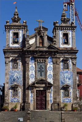 Eglise de Santo Ildefonso, Porto, Portugal