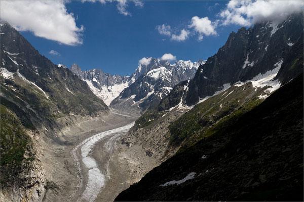 Mer de Glace, Chamonix Mont-Blanc, France
