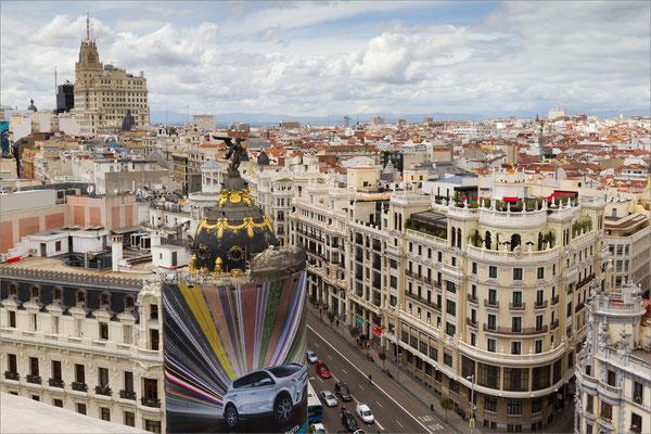 Circulo de Bellas Artes, Madrid, Espagne
