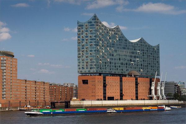 Elbphilharmonie, Hambourg, Allemagne
